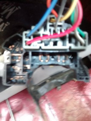 1988 mustang turn signal wiring  Ford Mustang Forum