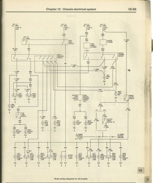 Fox turn signal wiring diagram  Ford Mustang Forum
