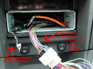 2006 Mustang Stereo Wiring Diagram | Wiring Library