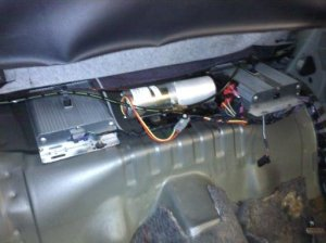 2001 Mustang GT  Mach 460 Subwoofer Install  Ford
