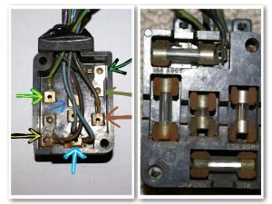 1965 Mustang fuse panel  fuse box diagram?  Page 2