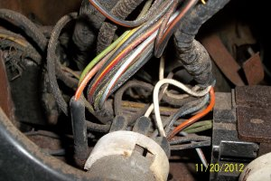 66 single speed wiper w washer pump wiring problems  Ford Mustang Forum