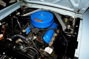 1964 12 Mustang Convertible 260 air cleaner?  Ford Mustang Forum
