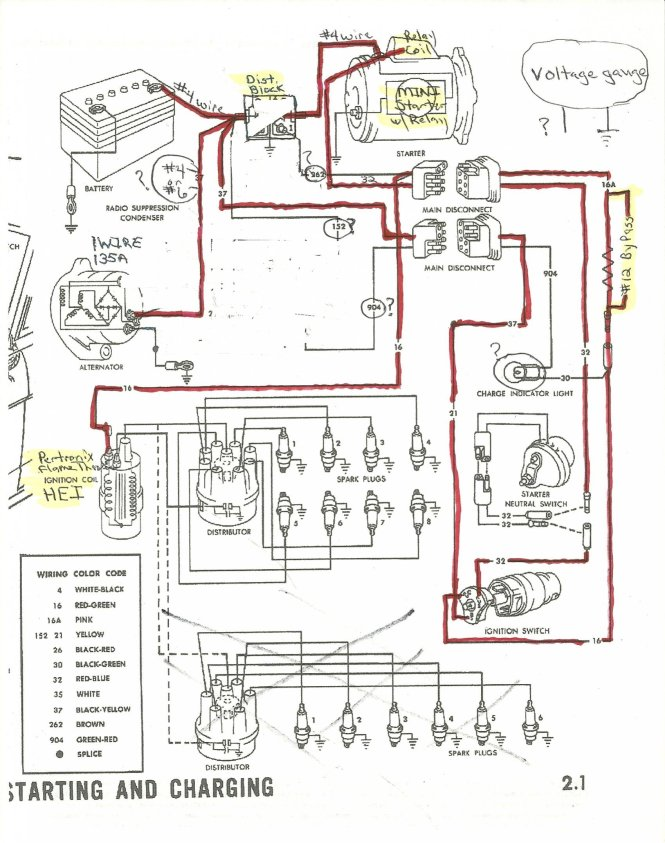 69 mustang alternator wiring diagram wiring diagram mustang alternator wiring diagram image about
