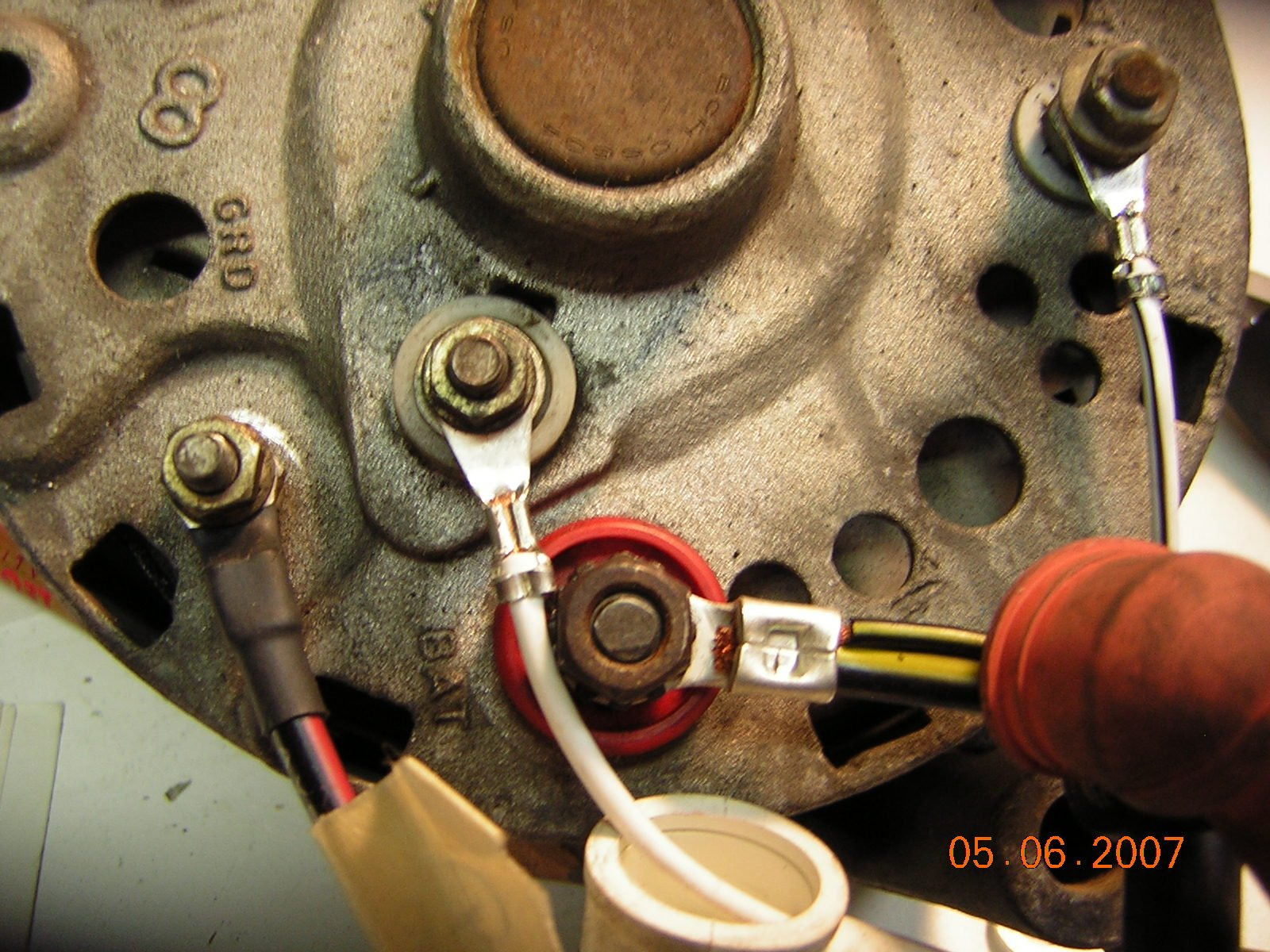 To Mustang Wiring Harness Conversion Discoveries