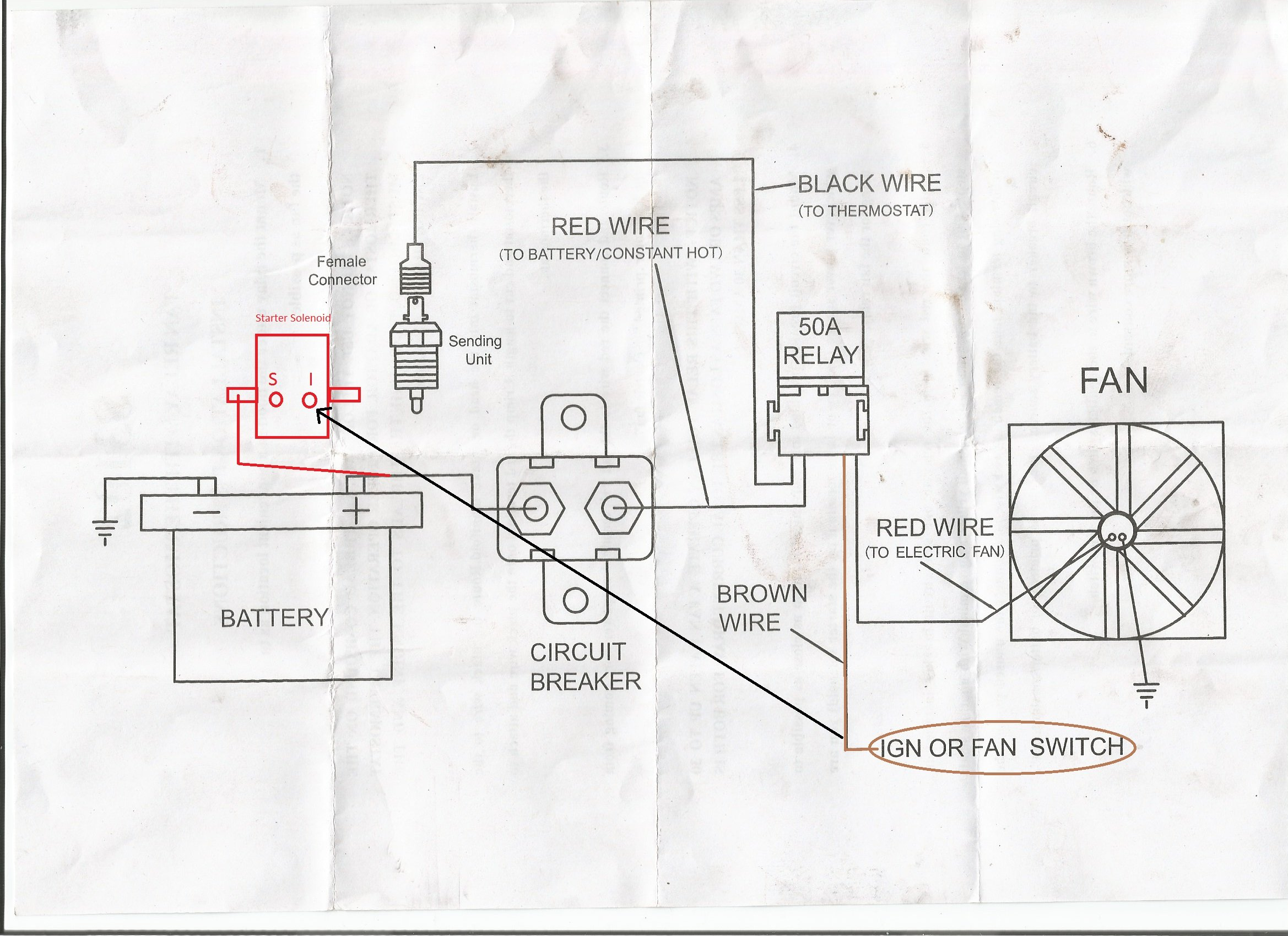 3 Post Solenoid Wiring Diagram