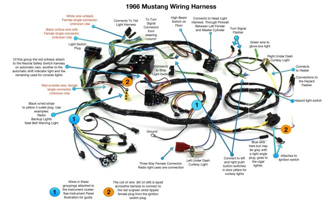 1966 ford mustang wiring harness 1966 image wiring 66 mustang wiring harness diagram wiring diagrams on 1966 ford mustang wiring harness