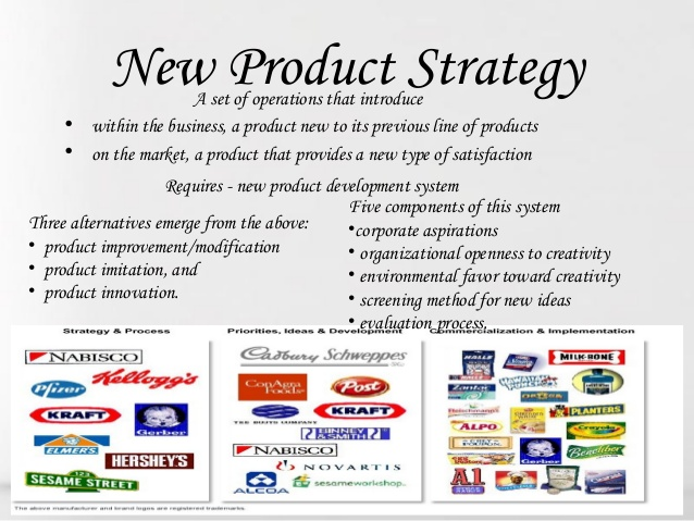 New Product Marketing Plan Template