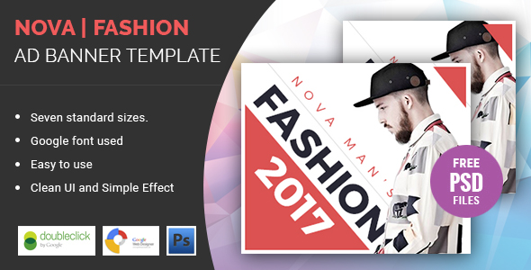 Fashion Ad banner Template