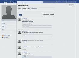 Sample Facebook template