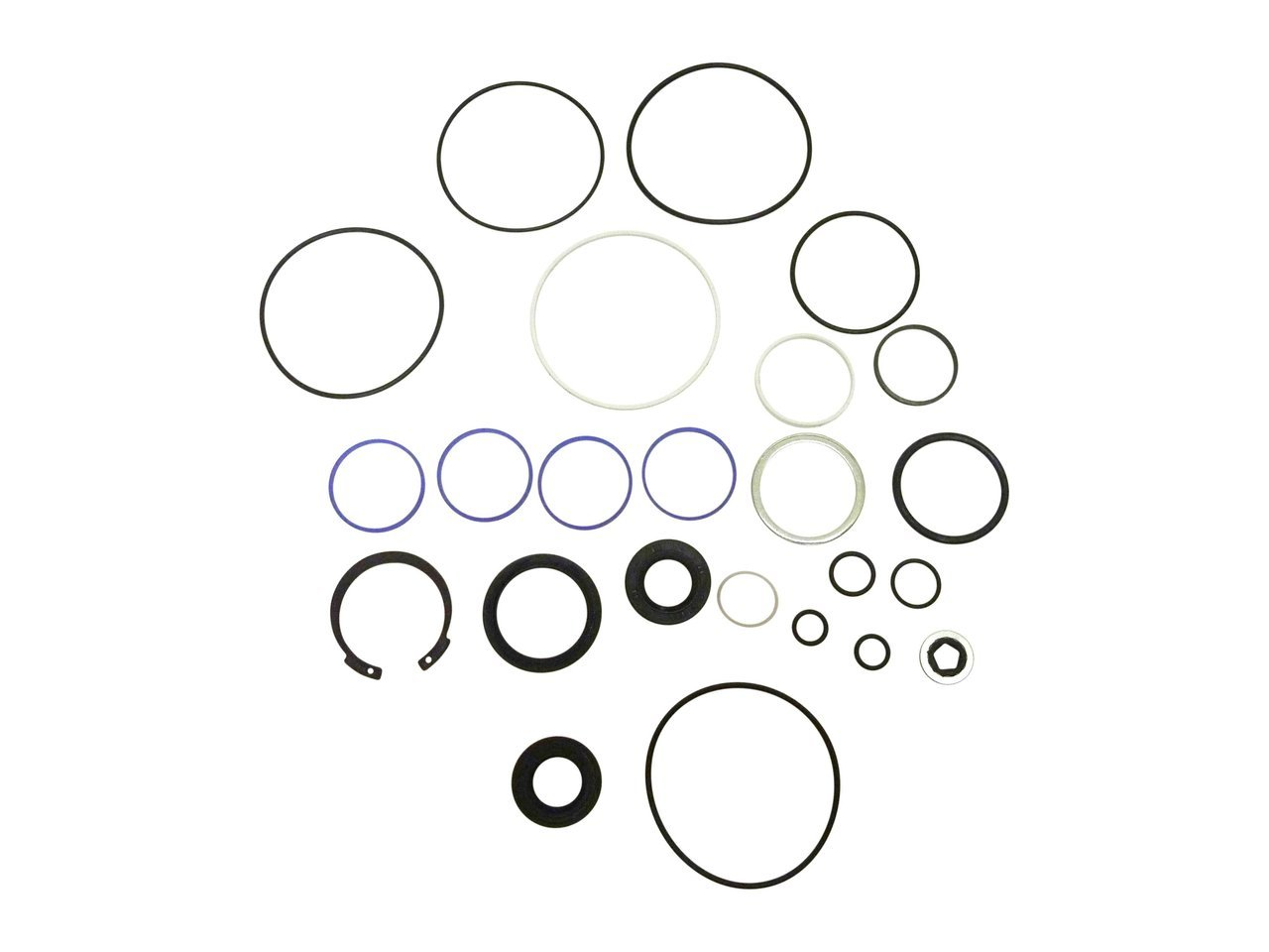 Power Steering Box Seal Kit For Landcruiser 75 78 79
