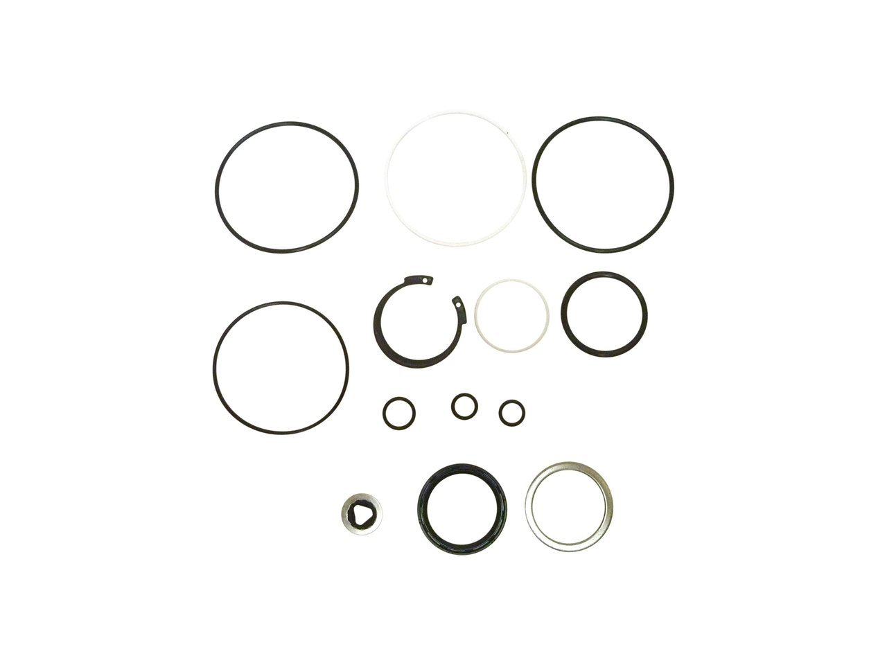 Power Steering Box Gasket Seal Kit Suitable For