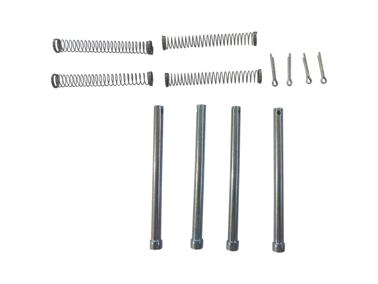 Disc Brake Pad Spring Kit Suitable For Discovery Defender