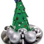 Paper Towel Christmas Tree