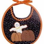 Halloween Bib Sewing Pattern
