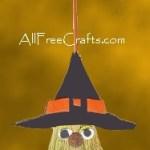 Mini Broom Witch
