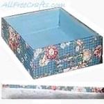 Recycled Envelope Box