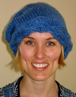 cable ski hat