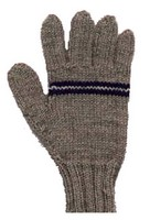 knitted glove pattern
