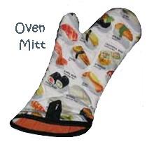 oven glove pattern