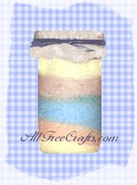 layered bath salts