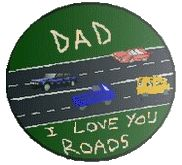 Love You Roads for Dad