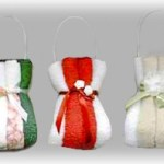 Washcloth Wrapped Soap