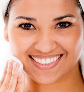 homemade facial care