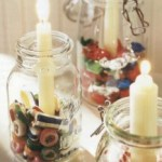Candied Candles