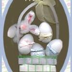 Ribbon Eggs