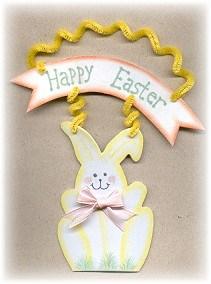happy bunny sign