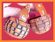 gourd Easter baskets