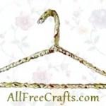 Braided Hanger