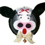 Cutie Pie Cow Pan