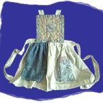 quilt block apron