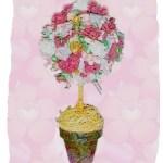 Rosebud Topiary