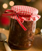 mock mincemeat in a jar
