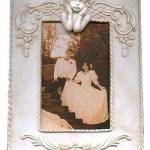 Antiqued Frame