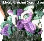 Mya's Scrunchies