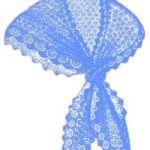 Knitted Neckerchief