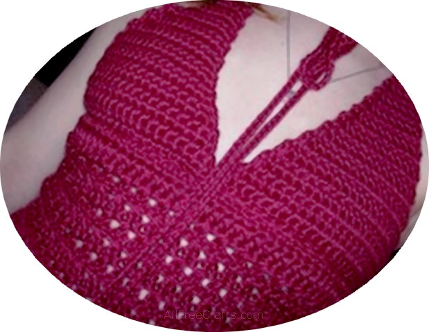 crochet tank top pattern