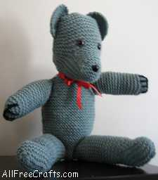 modern weldon teddy bear