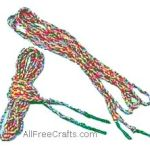 embroidery floss shoelaces