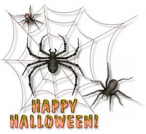 happy halloween web