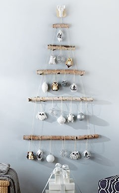 DIY Canadian Tire Wall Tree