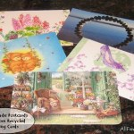 Greeting Card Postcards
