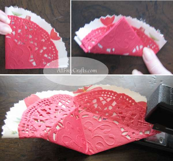 origami basket folds