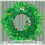 St. Patrick's Wreath