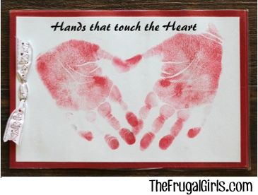 hands that touch the heart