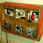 Coca-Cola Crate Picture Frame